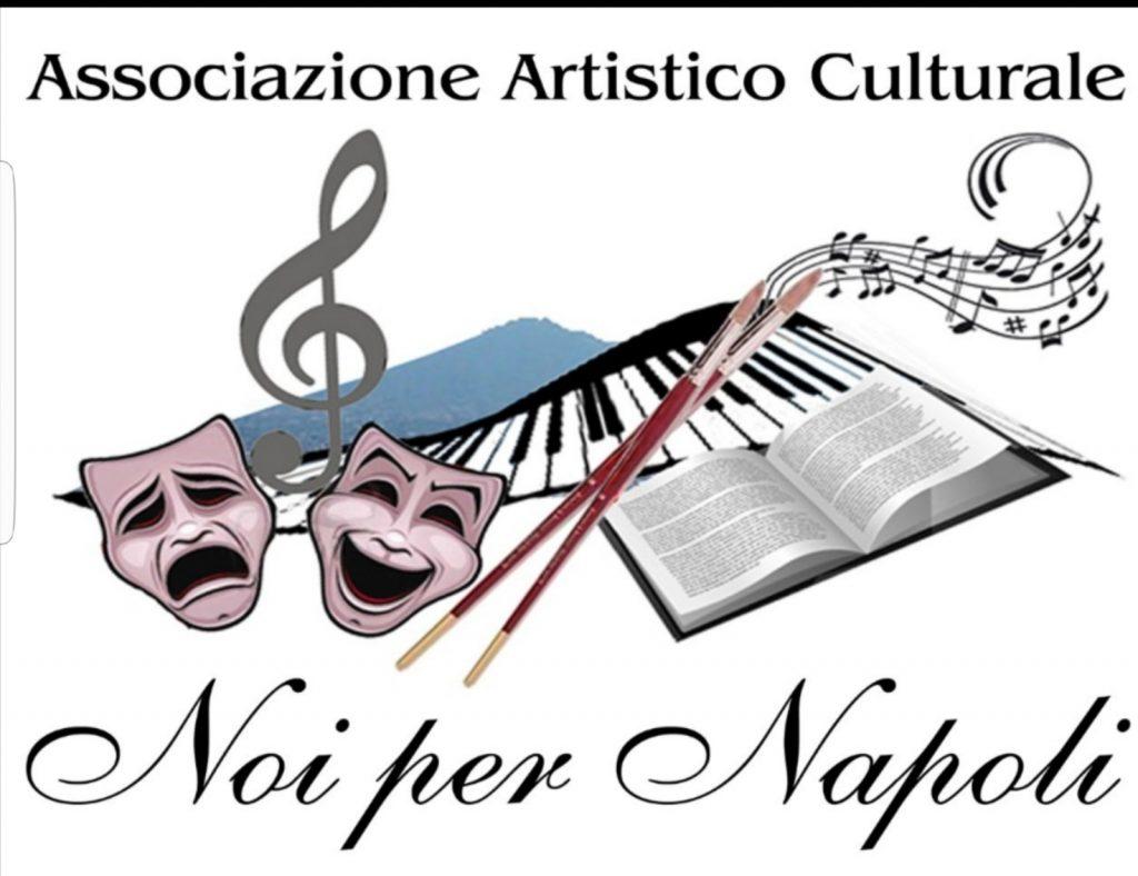 Risultato immagini per Olga De Maio ed il tenore Luca Lupoli e dell'Associazione Culturale Noi per Napoli.