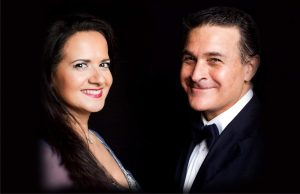 Dal Tuo Stellato Soglio con il tenore Luca Lupoli ed il soprano Olga De Maio